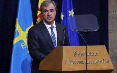 Carlos Sainz, Premio Princesa de Asturias 2020