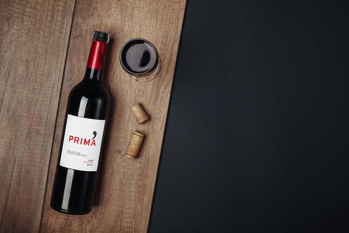 Cata del vino Prima para soy50plus