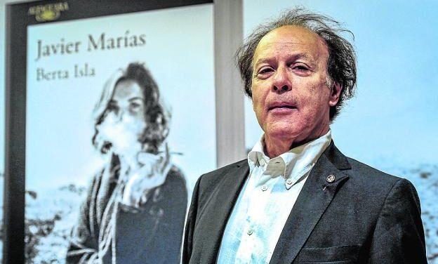 Javier Marías y dos de espías