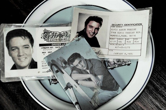 Elvis fotos