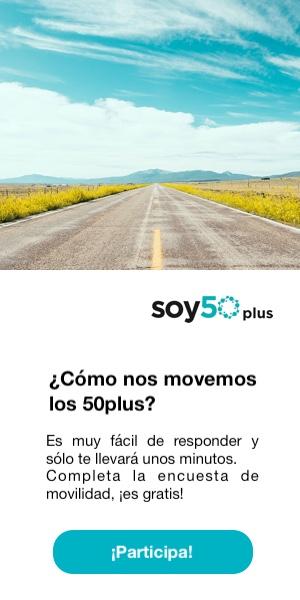 Encuesta soy50plus