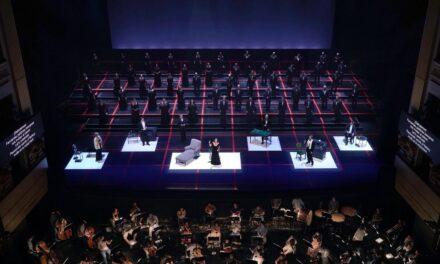 El Teatro Real y la ópera a la carta